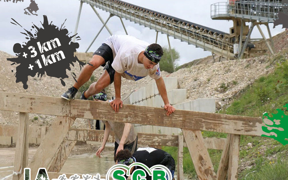 De la course et des obstacles !