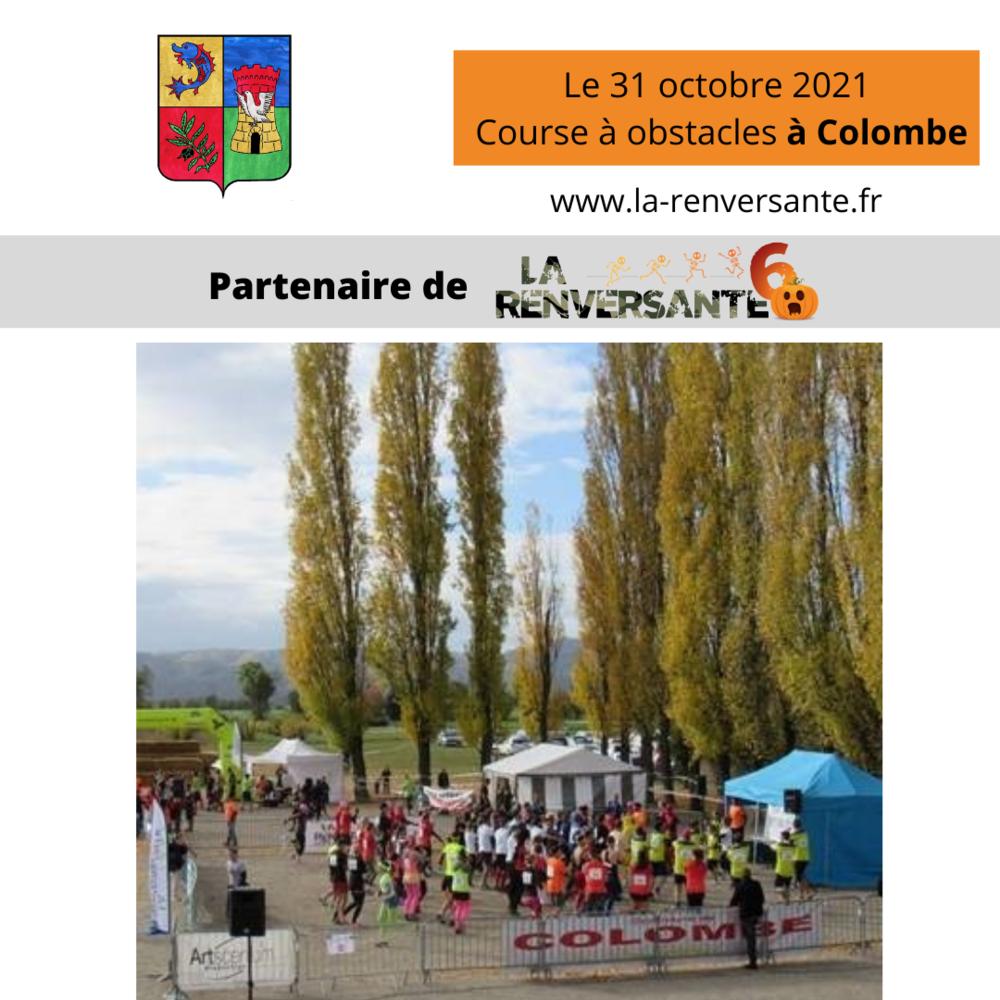 [--> ✨ Partenaire : Commune de Colombe ✨ <--]